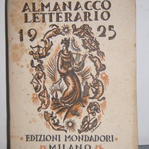 ALMANACCO LETT.