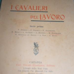 CAV. DEL LAVORO