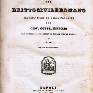 elementi diritto romano