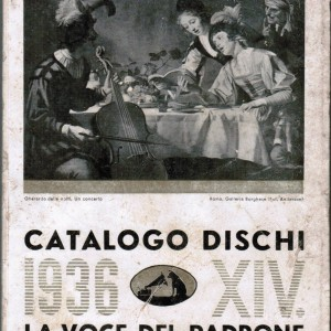 catalogo dischi