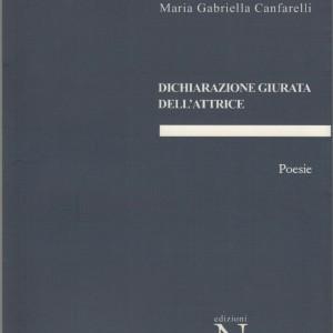 DICHIARAZIONE GIURATA DELL ATTRICE